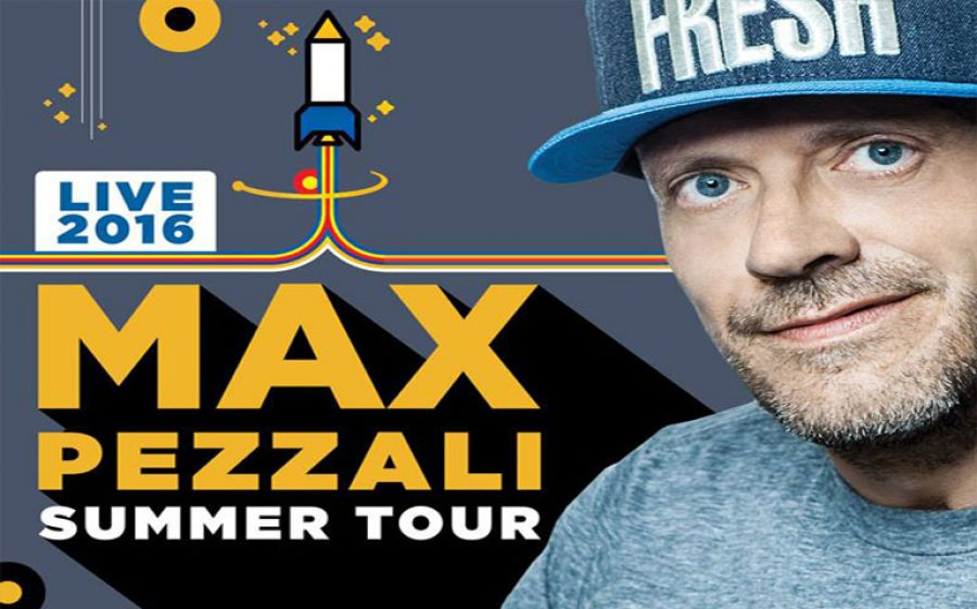Italia-Germania: Max Pezzali posticipa il concerto per tifare insieme ai fans