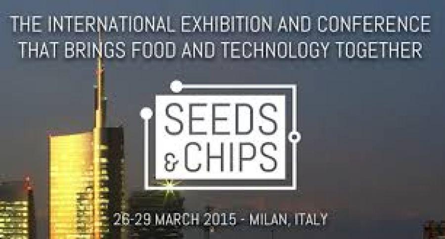 Seeds&Chips: cibo e tecnologie a Milano dal 26 al 29 marzo