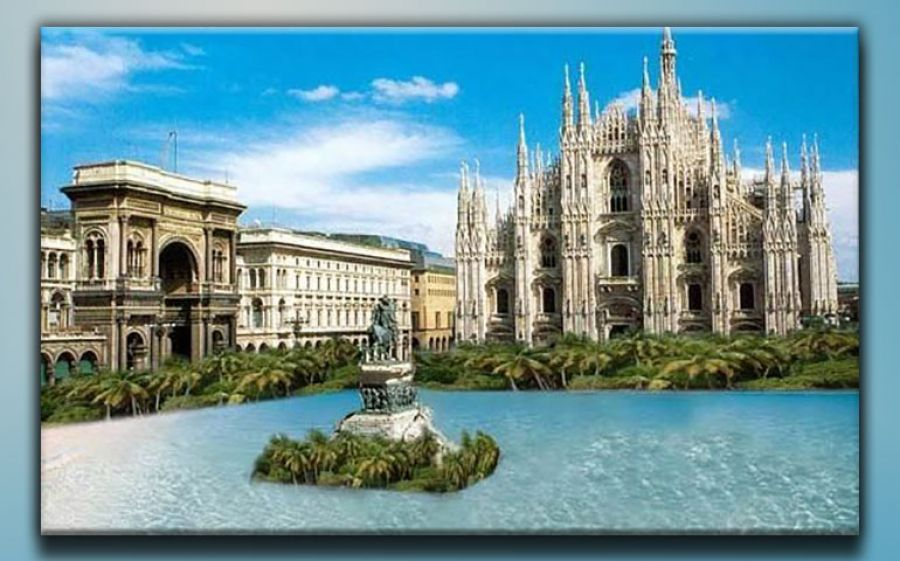 Villeggiatura in centro a Milano