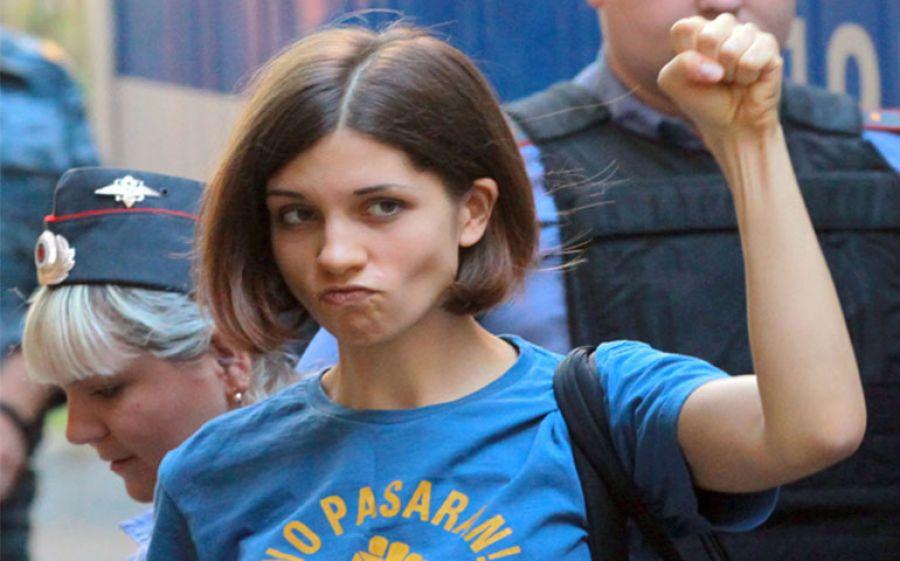 Pussy Riot: punk against Putin