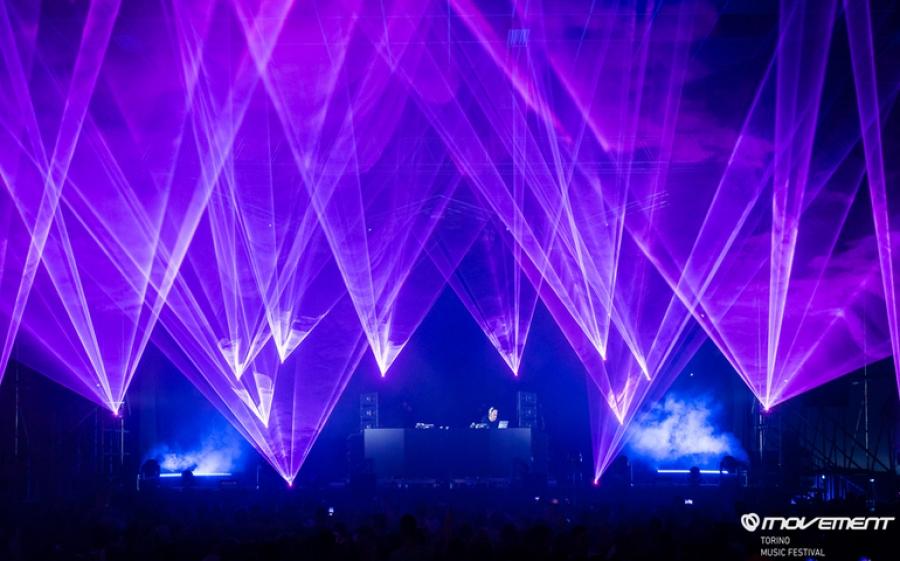 Il meglio della musica elettronica al Movement Torino Music Festival