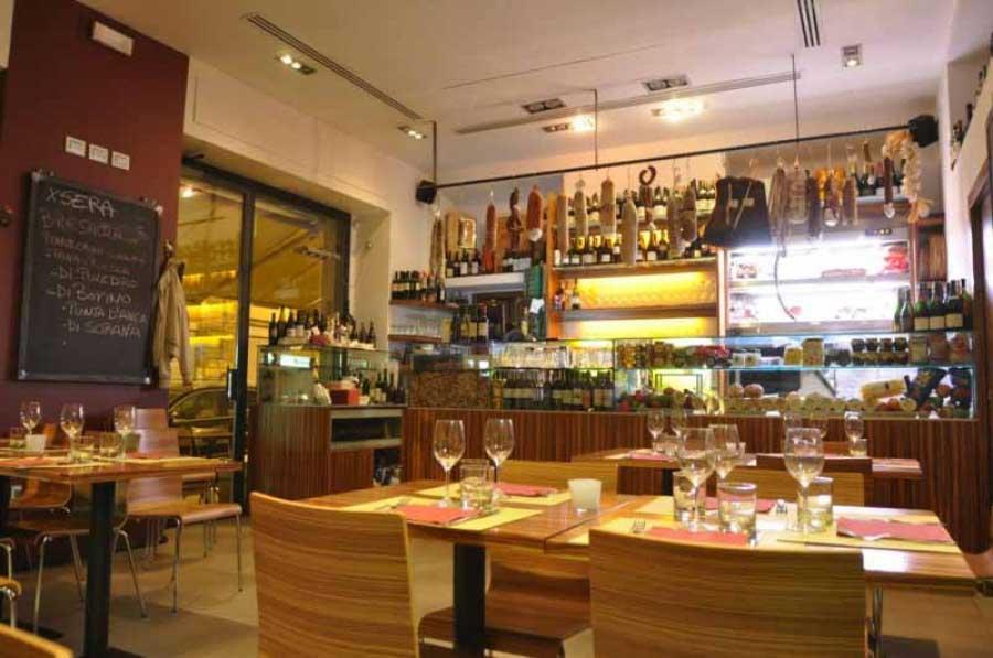 LA POSTERIA DI NONNA PAPERA: Cucina tradizionale come a casa