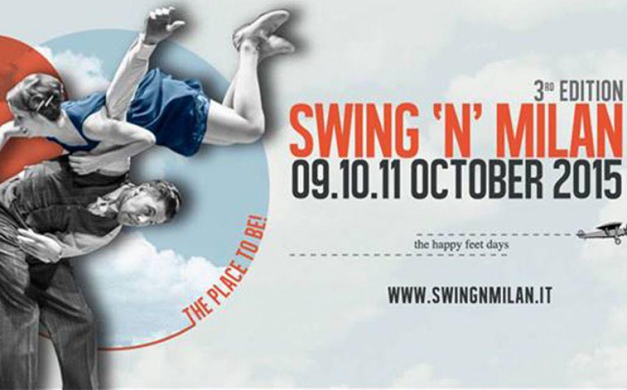Swing'n'Milan: al via la terza edizione