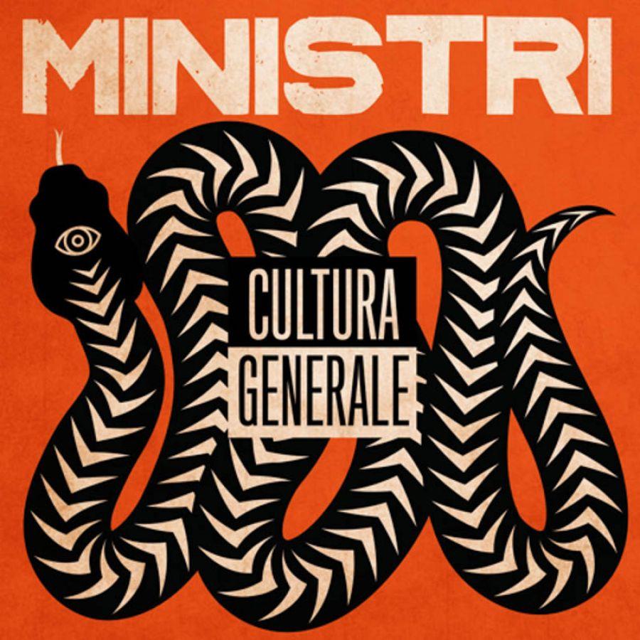 """""""CULTURA GENERALE"""": il nuovo album dei Ministri"""