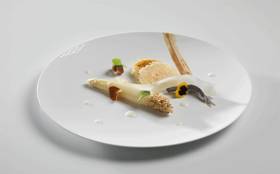 Il nuovo menu primavera- estate di Roberto Conti al Ristorante Trussardi alla Scala