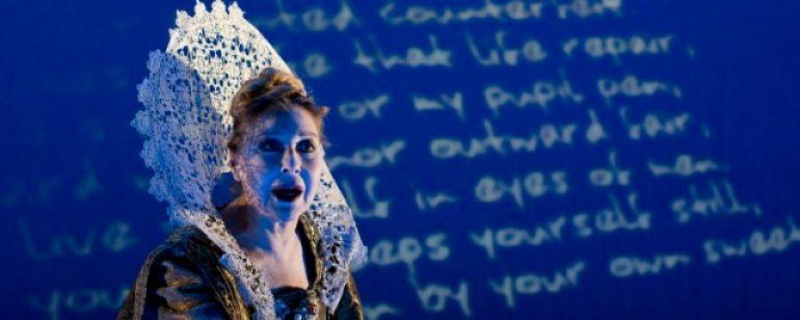 Dichiaro guerra al tempo, al Teatro Franco Parenti i sonetti di Shakespeare incontrano il rock britannico