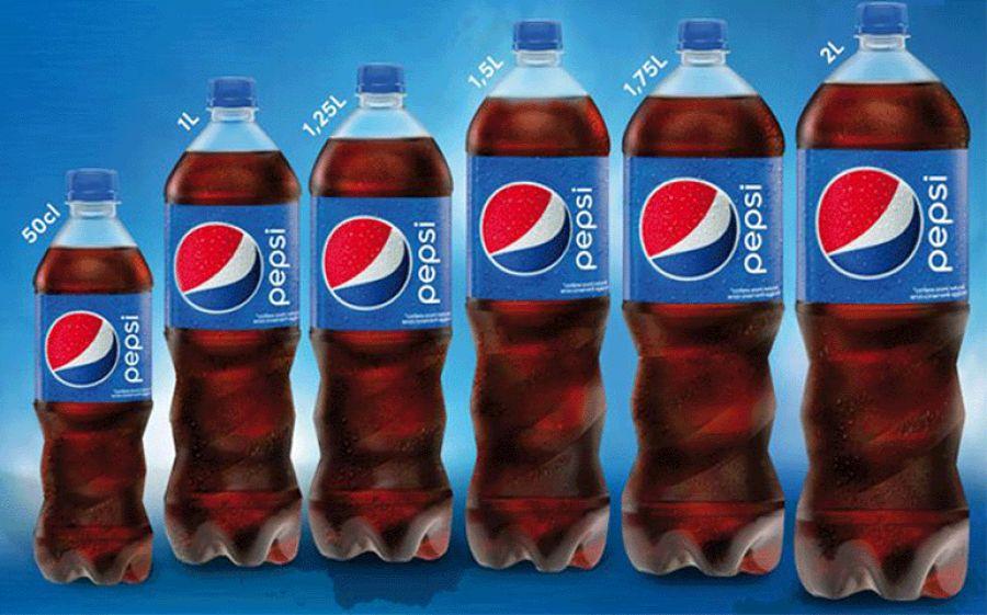 Presentata in Italia la nuova bottiglia Pepsi