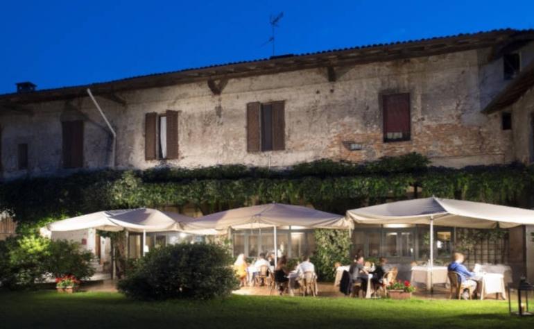 Antica Osteria La Rampina: il suo giardino estivo e gli eventi musicali