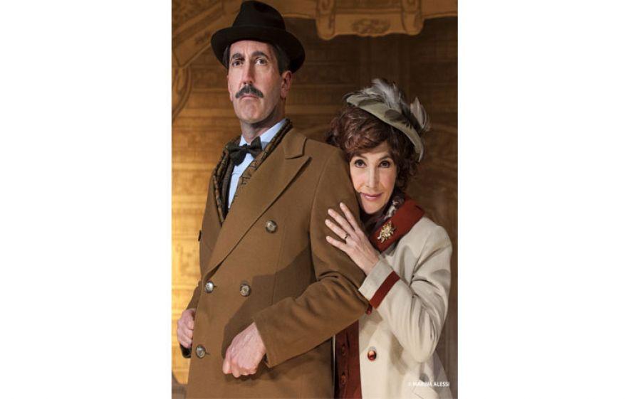 Al Teatro Manzoni arriva Nudi e Crudi,una commedia che sovverte il quotidiano dal romanzo di Alan Bennett