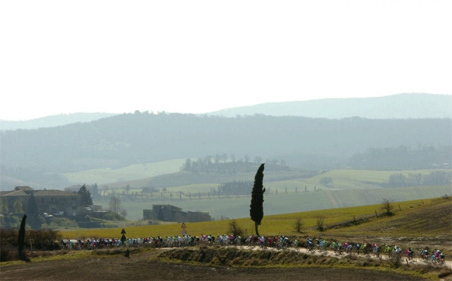 A Siena il Festival di Nova Eroica: ciclismo e enogastronomia nella città di Buonconvento