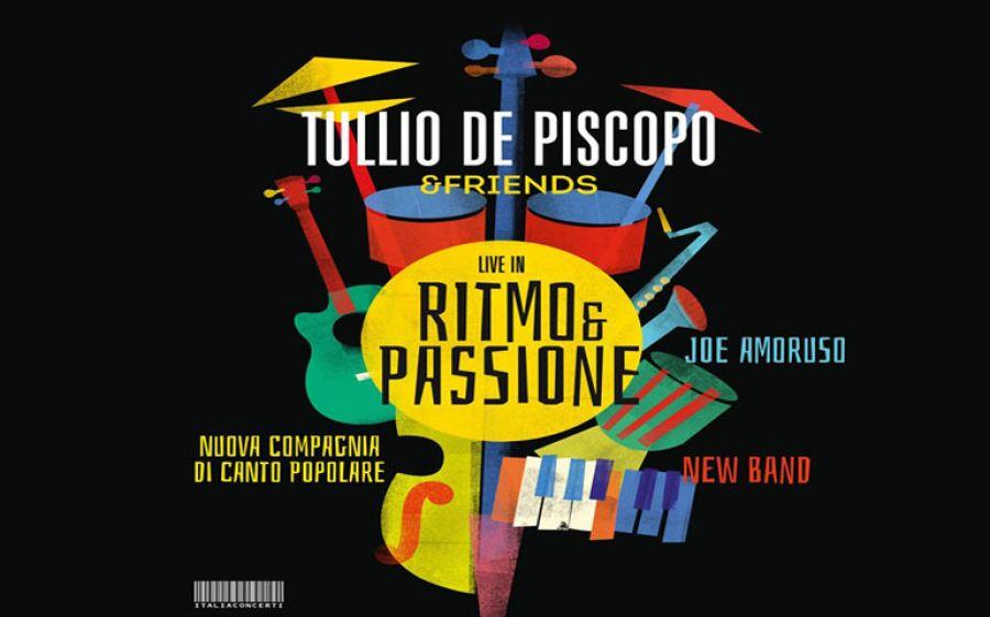 Tullio De Piscopo & Friends a Roma il 30 dicembre
