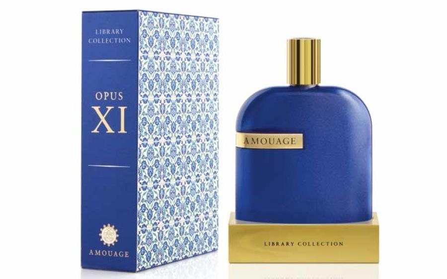 Opus XI: la nuova lussuosa fragranza di Amouage