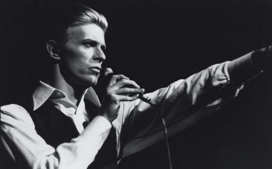 David Bowie ad Alba si mostra attraverso le foto di Masayoshi Sukita
