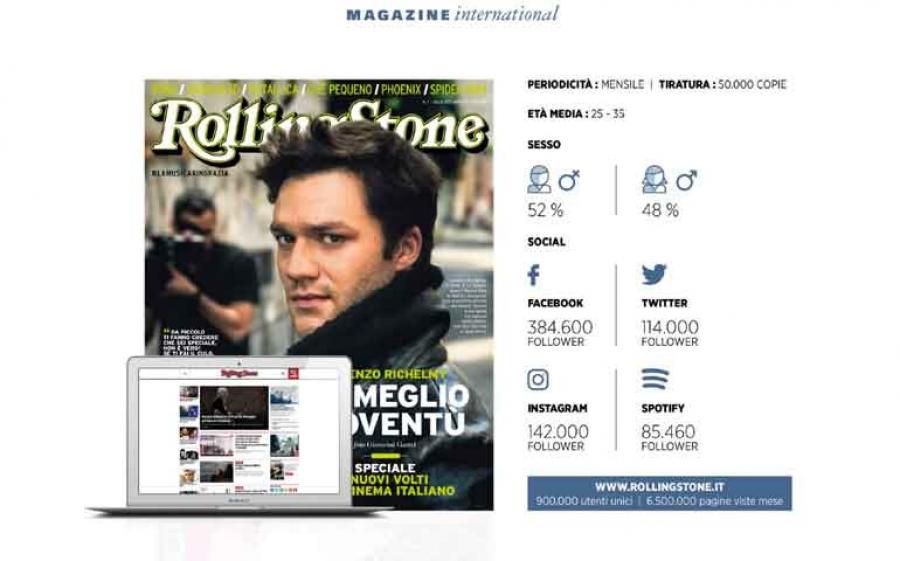 Magazine International di Luciano Bernardini de Pace ha acquisito Newsweek Media Group