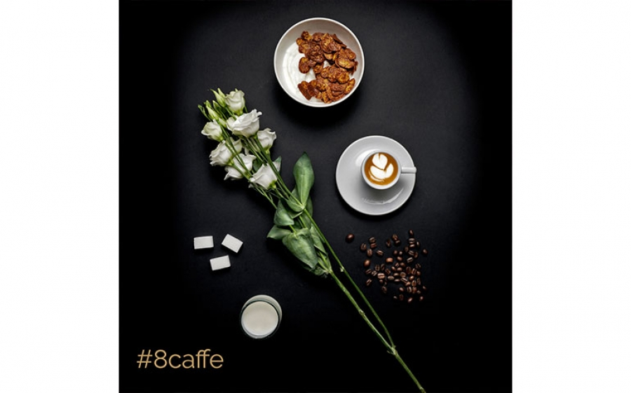Caffè Ottolina dà il via su Instagram al contest #8caffe