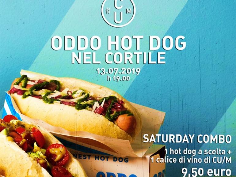 Gli Hot Dog Gourmet di ODDO, nel cuore di Cantina Urbana