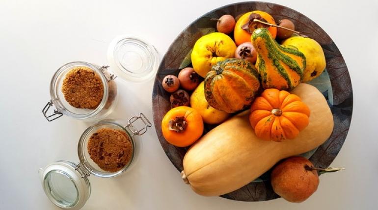 Bettina in cucina: Cookies con avena, cioccolato e zucca