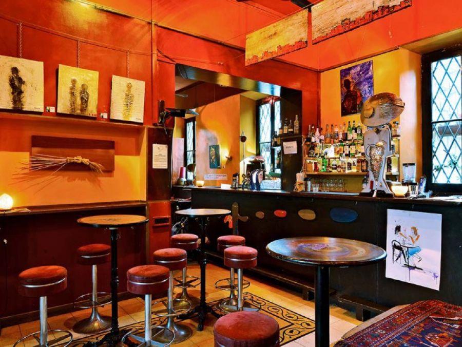 Pub Le Trottoir Alla Darsena