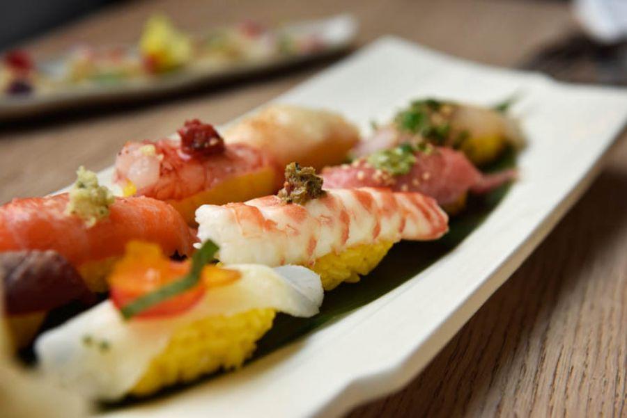 A Milano arriva un grande maestro di sushi
