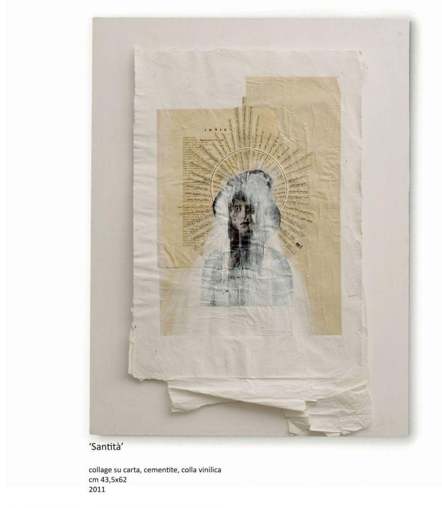 """""""(s)composizioni di carta"""", mostra personale di Alice Lissoni al MONO bar"""