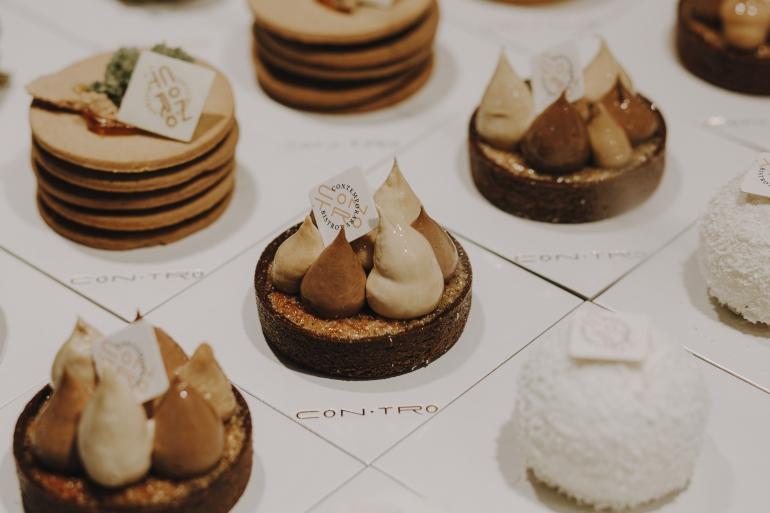 Con.tro bistrot annuncia il suo nuovo pastry chef