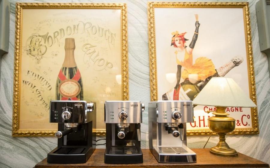 #celebrategaggia80: da 80 anni il vero espresso italiano