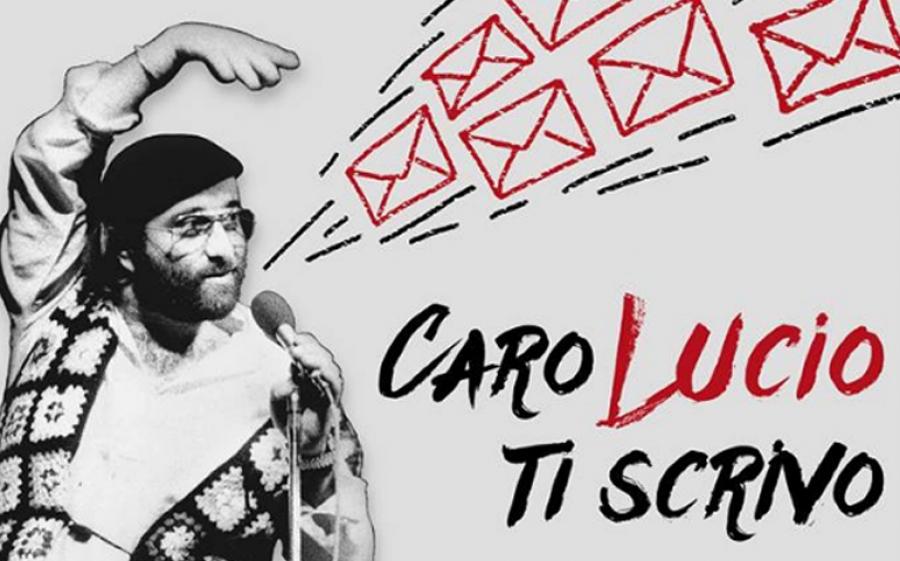 """""""Caro Lucio ti scrivo"""", il film su Lucio Dalla nelle sale SpazioCinema"""