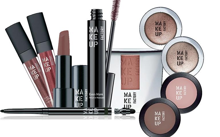 Make-Up Factory presenta Autumn Delight: la nuova collezione trucco del prossimo inverno