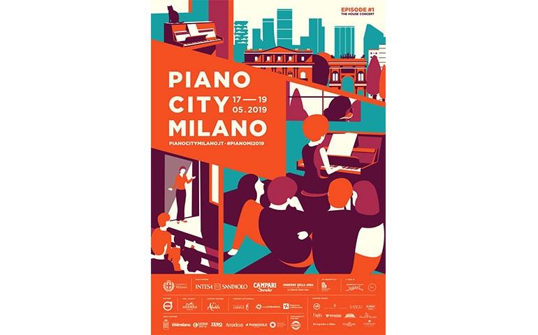 Tre giorni di musica con Piano City Milano