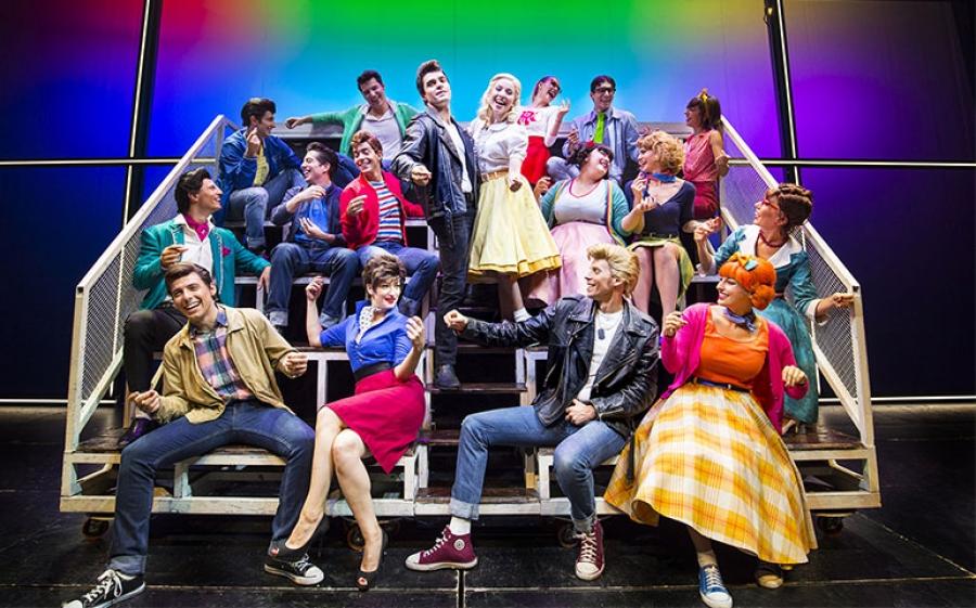 Al Teatro della Luna torna l'intramontabile storia d'amore tra Danny e Sandy