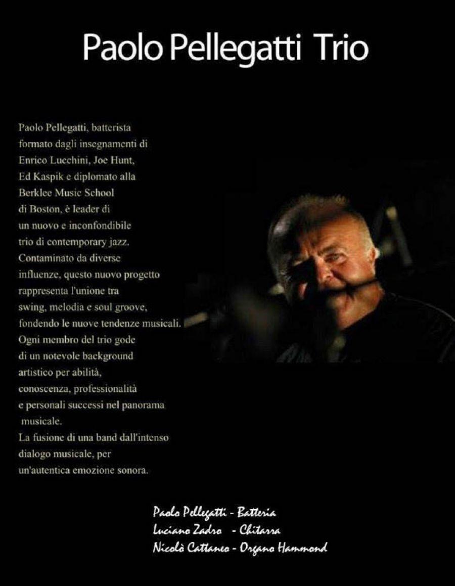 EPOCA MUSIC LIVE – PAOLO PELLEGATTI TRIO