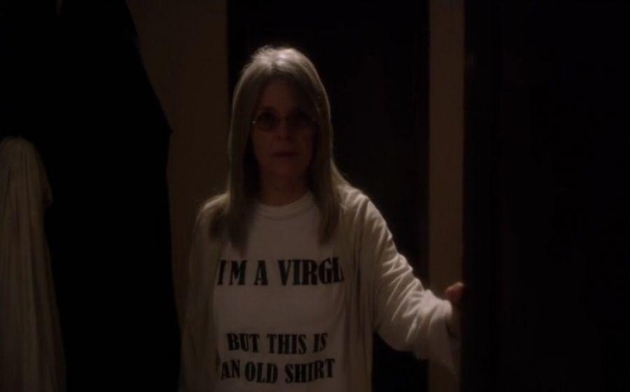 Diane Keaton nel ruolo di suor Mary