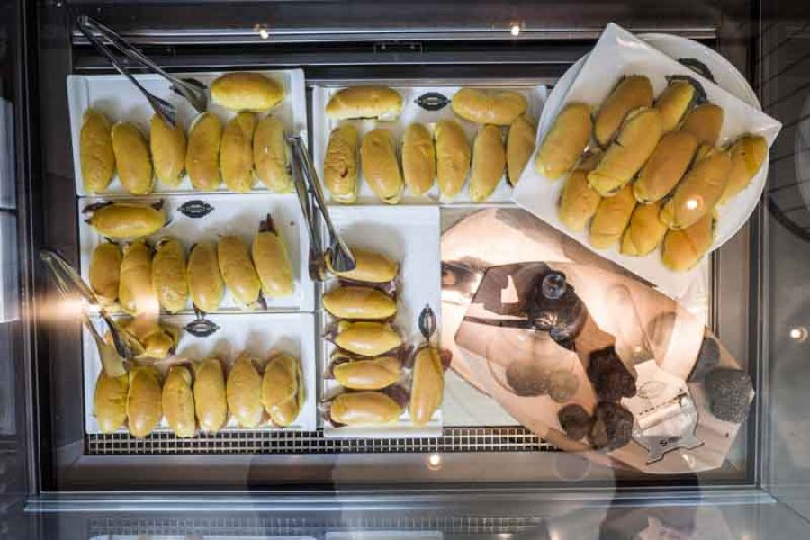 Procacci a Milano: la tradizione fiorentina del nobile tartufo