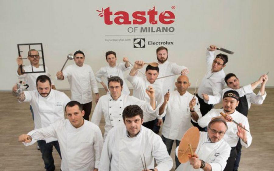 """Taste of Milano-""""Aspettando Expo"""" al Superstudio Più"""