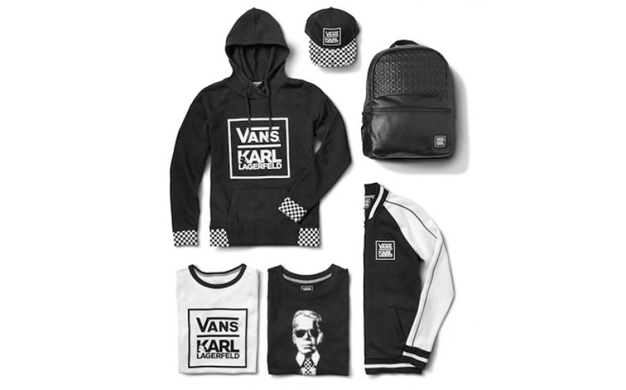 Questo autunno è in arrivo la nuova collezione nata dalla collaborazione tra Vans e Karl Lagerfeld