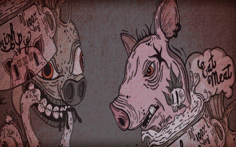 Freak Me Out Exhibition, visual art e sonorità sperimentali si incontrano al circolo Arci Ohibò