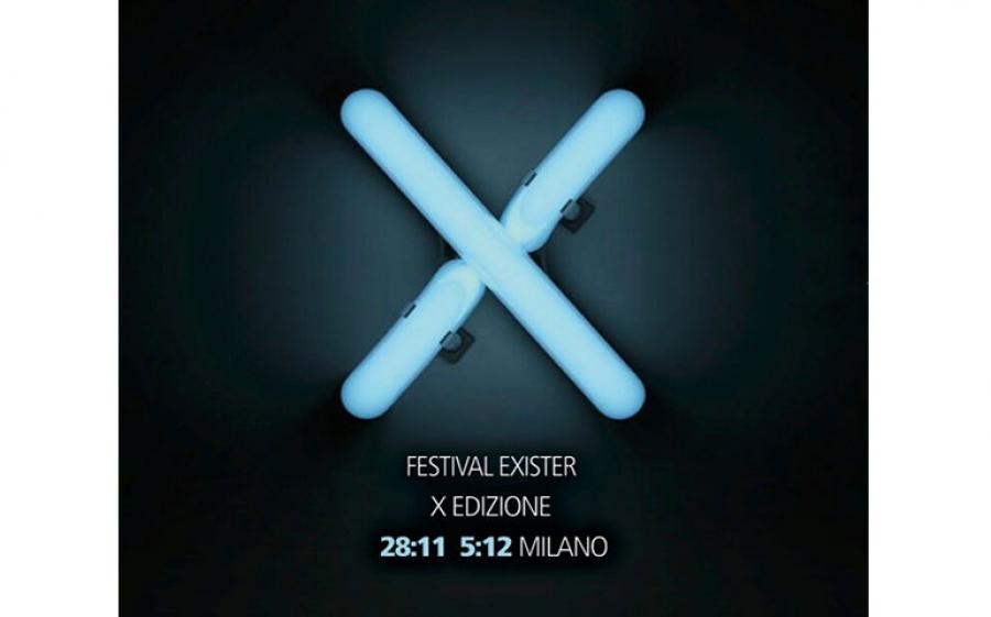 Festival Exister - X Edizione - dal 28 novembre al 5 dicembre