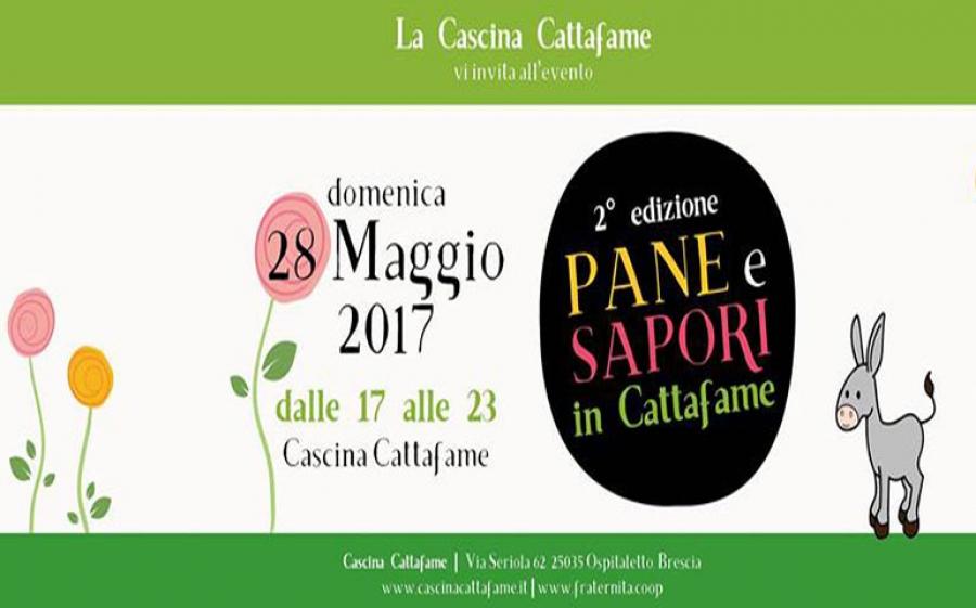 Pane e Sapori in Cattafame alla Cascina Cattafame a Ospitaletto: la seconda edizione dell'evento che unisce i grandi chef per fare del bene
