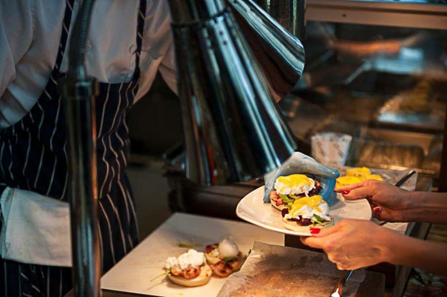 Nordic Grill inaugura il brunch