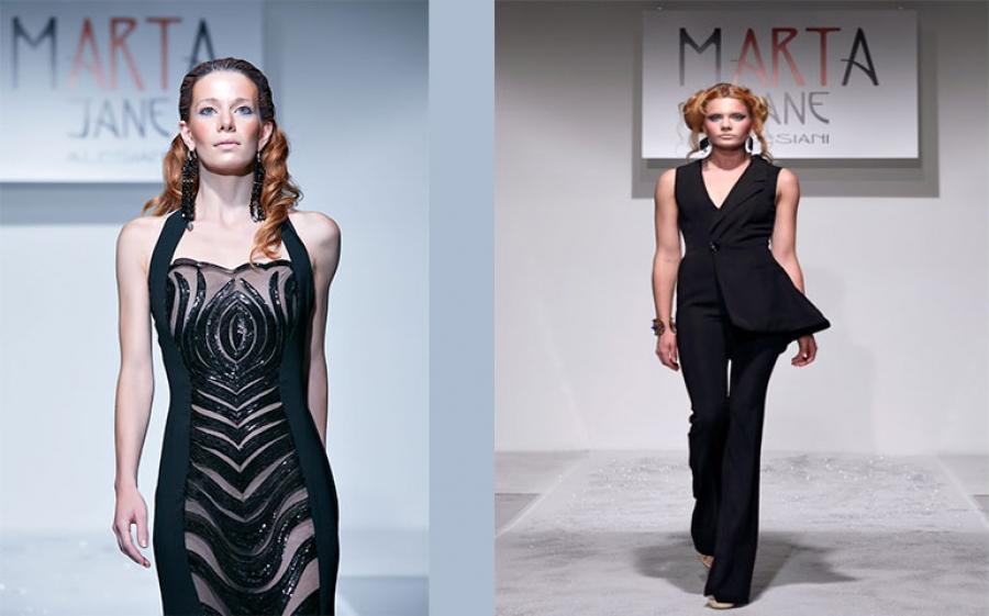 Marta Jane Alesiani: arte, fashion e mitologia greca nella collezione S/S 2018