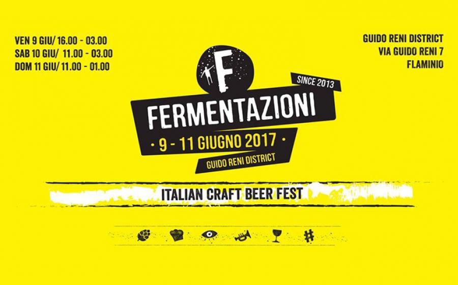 Fermentazioni, il festival romano dedicato alla birra artigianale made in Italy