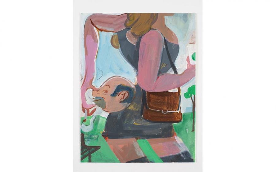 """Jonathan Lux e i suoi """"Conspirators of pleasure"""" in mostra a Milano"""