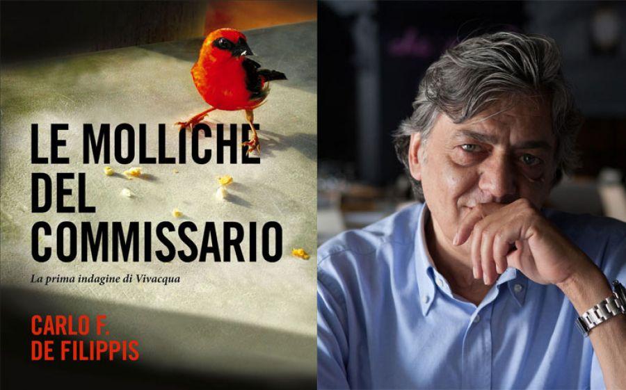 """""""Le molliche del commissario"""", un romanzo di C. F. De Filippis"""