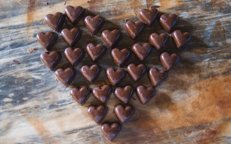 Al Castello di Petroia, ad ottobre, potremo pregustare fantastiche lezioni di cioccolato