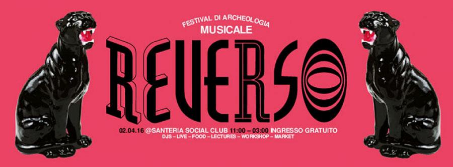 REVERSO - Festival di Archeologia Musicale