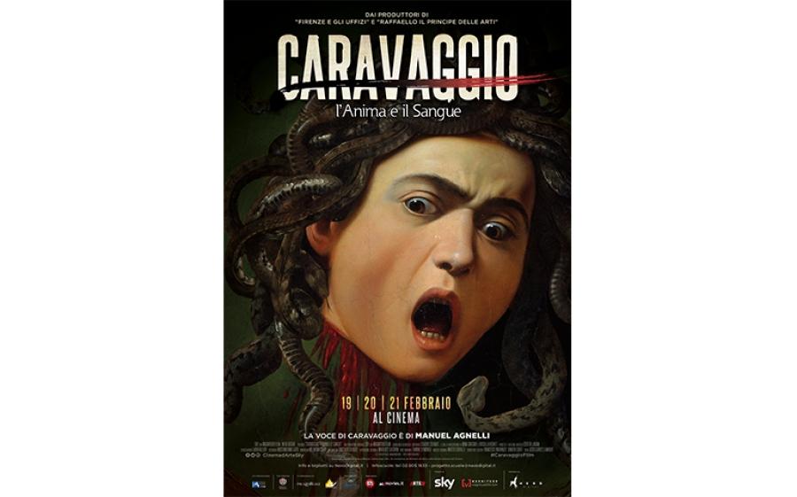 """""""Caravaggio – L'anima e il sangue"""": l'arte al cinema"""
