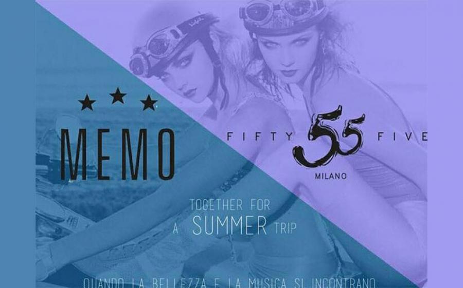 Al 55 Milano arrivano le migliori serate estive con la musica del Memo Music Club