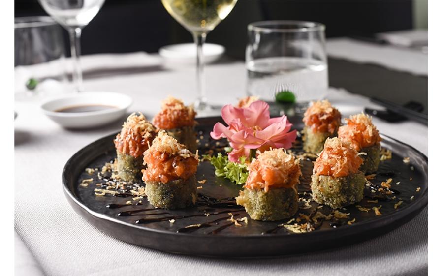 Churrasco o sushi? La risposta è sempre Berimbau