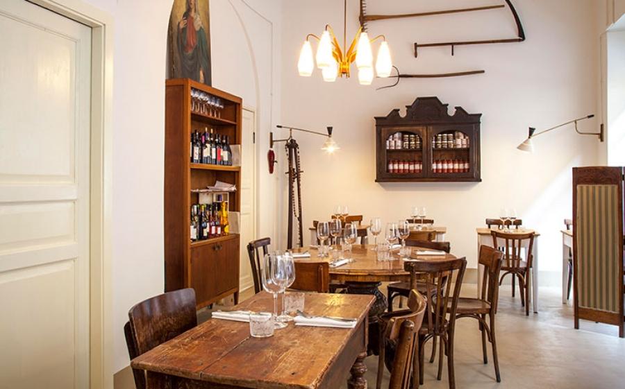 Fornello Contadino Milano: cucina tradizionale italiana in salotto casalingo
