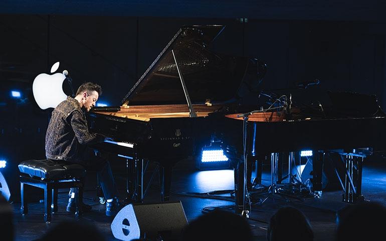 Piano City 2019 apre col botto: dieci eccezionali pianisti in Piazza Liberty